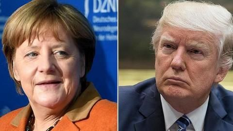 Europe should create its own destiny: Merkel after Trump's visit