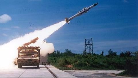 India test fires Spyder surface to air missile system