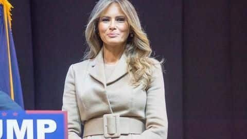FLOTUS hits back at Ivana Trump's 'first lady comment'