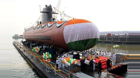 Naval Modernization: India to kick off mega submarine project soon!