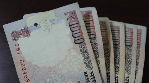1,000 rupee notes will not be re-introduced, says FinMin