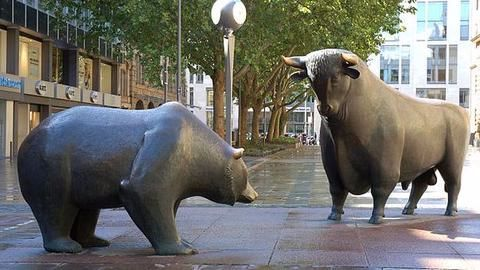 The bull and bear market