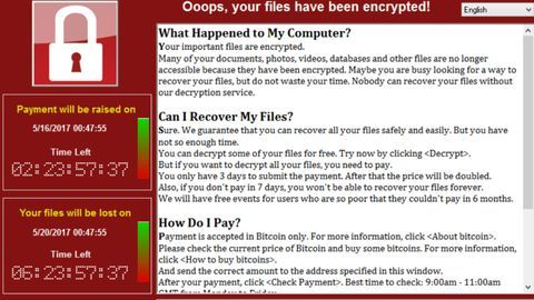 WannaCry Attack: Corporate Affairs Ministry's portal was hacked