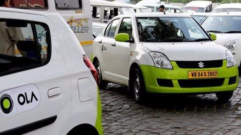 Ola, Uber drivers and a series of unfortunate events