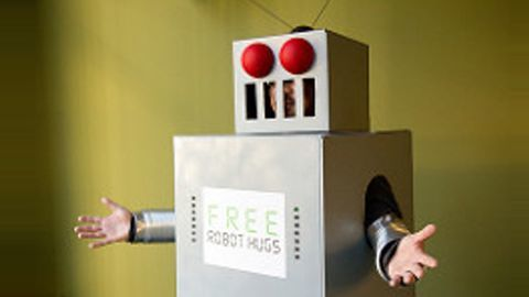 Banks are increasingly using robots to answer basic consumer queries