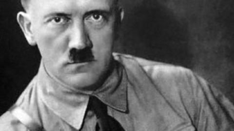 Hitler is still creating major trouble in Spain