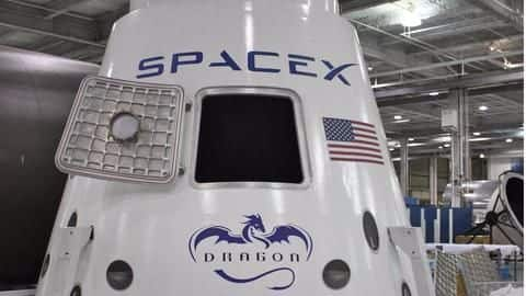 SpaceX's second attempt pays off, military satellite launch successful