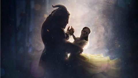 Banking heavily on Beauty and the Beast