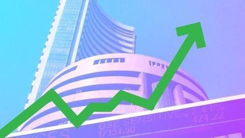 Sensex rally to record high, banking on Yellen