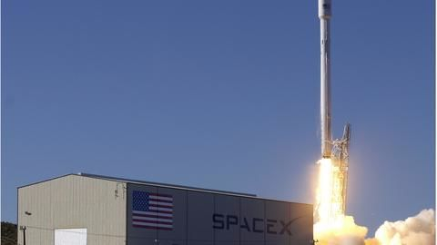 Falcon 9 rocket recovered successfully by SpaceX