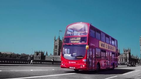 Self-driving bus to makes its debut in London