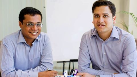 Flipkart may see the return of Bansals at the helm