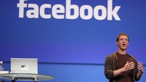 Facebook beats estimates, posts strong numbers