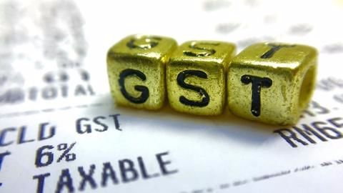GST reads fine, now let's see it run