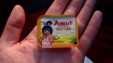 Amul's desi formula, takes home the moolah