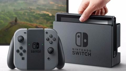 Nintendo faces patent infringement lawsuit over its Switch console controllers