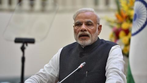 Modi and India's earnest gallop has finally started