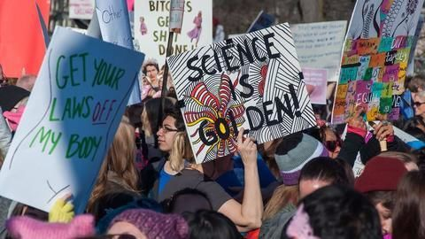 First ever 'March for Science' held worldwide