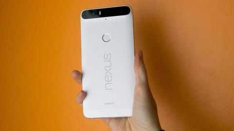 Google may be sued for Nexus 6P bug