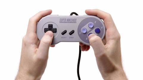SNES Classic, because retro games are still good as gold