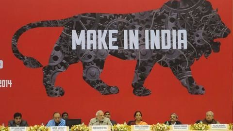 """""""Make in India"""" slowly picking up momentum, yielding results"""