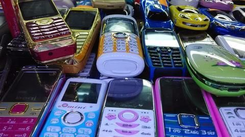 A Rs. 299 phone is available in the market