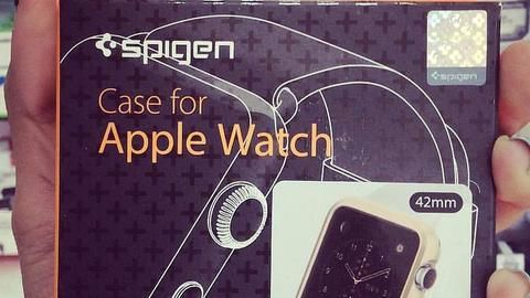 Spigen has been using the name for quite some time