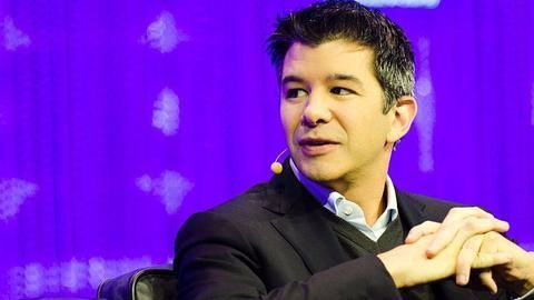 Uber CEO gets into verbal fight with driver