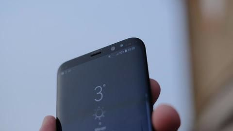 Samsung S8 Iris scanner is great, but it's not hack-proof