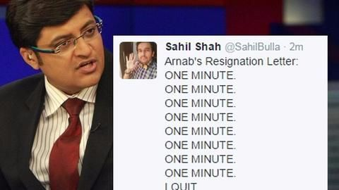 Dear Arnab, the Republic of India doesn't need a messiah
