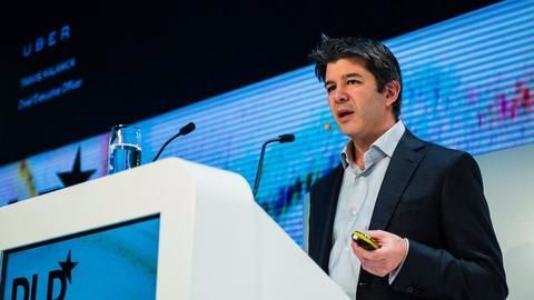Uber, to clear its name, shares ex-CEO Travis Kalanick's deposition