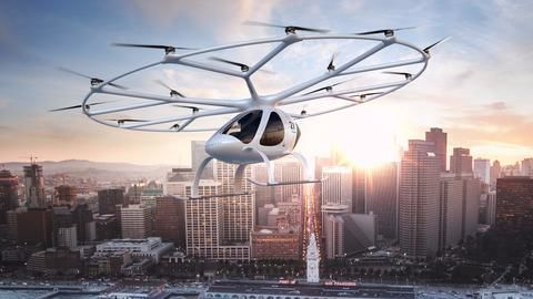 Are you ready to ride in a pilotless sky taxi?