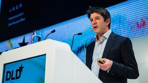 Uber posts $708m loss in first quarter, finance chief quits