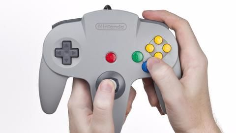 Like the old analog controllers? Thank him