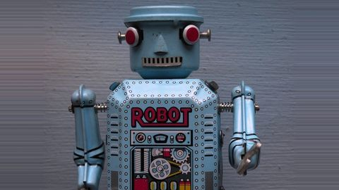Robots will replace teachers to provide quality education