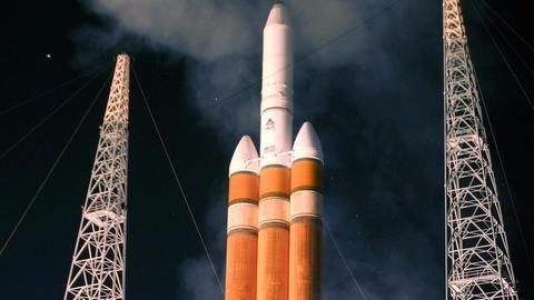 ISRO to launch India's most powerful rocket next month