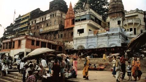 There is also a Varanasi project