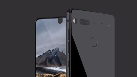Essential by Andy Rubin, the father of Android