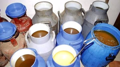 UP govt canteens sell adulterated 'ghee'