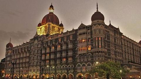 Mumbai's Taj Palace becomes first Indian building to be trademarked