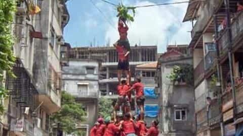 Bombay HC refuses to regularize height limit for Dahi Handi