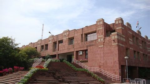 Upcoming JNU hostel will allot 75% rooms to North-East students