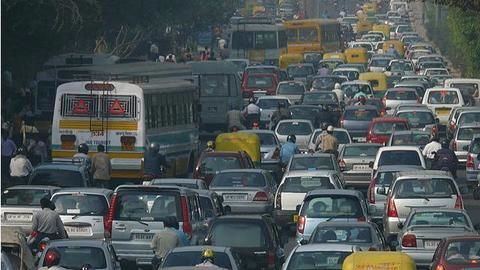 Registered Vehicles' number in Delhi crosses one crore mark