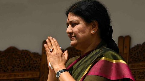 Sasikala paid Rs. 2 crore for VIP treatment in jail