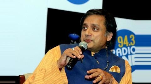 States can have their own flags: Shashi Tharoor