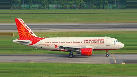 Air India flight stopped in US over missing seat-belt tags
