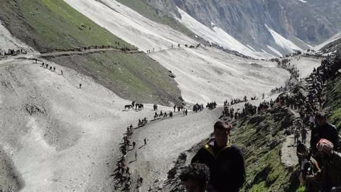 In June, intelligence input had warned of Amarnath attack