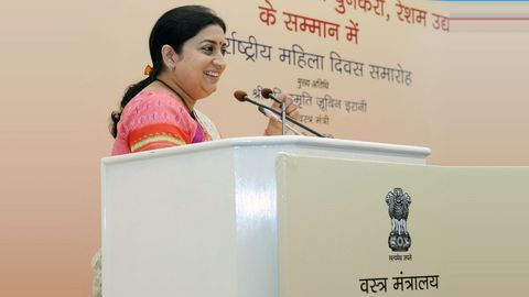 Amit Shah, Smriti Irani nominated for RS elections from Gujarat