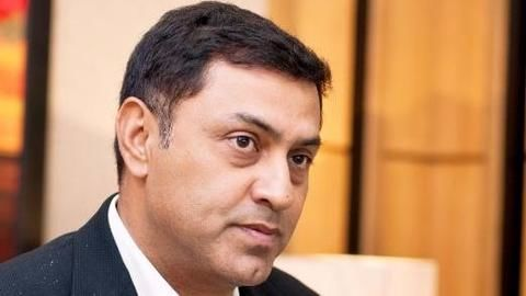 Nikesh Arora aims for Uber's CEO post, claim sources