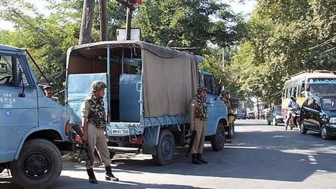 Sandeep Kumar involved in attack on army convoy: J&K IGP